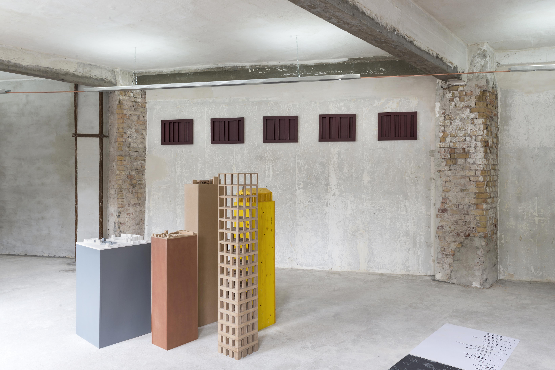 Susanne Priebs Wenn wir Kunst bauten Ausstellungsansicht3