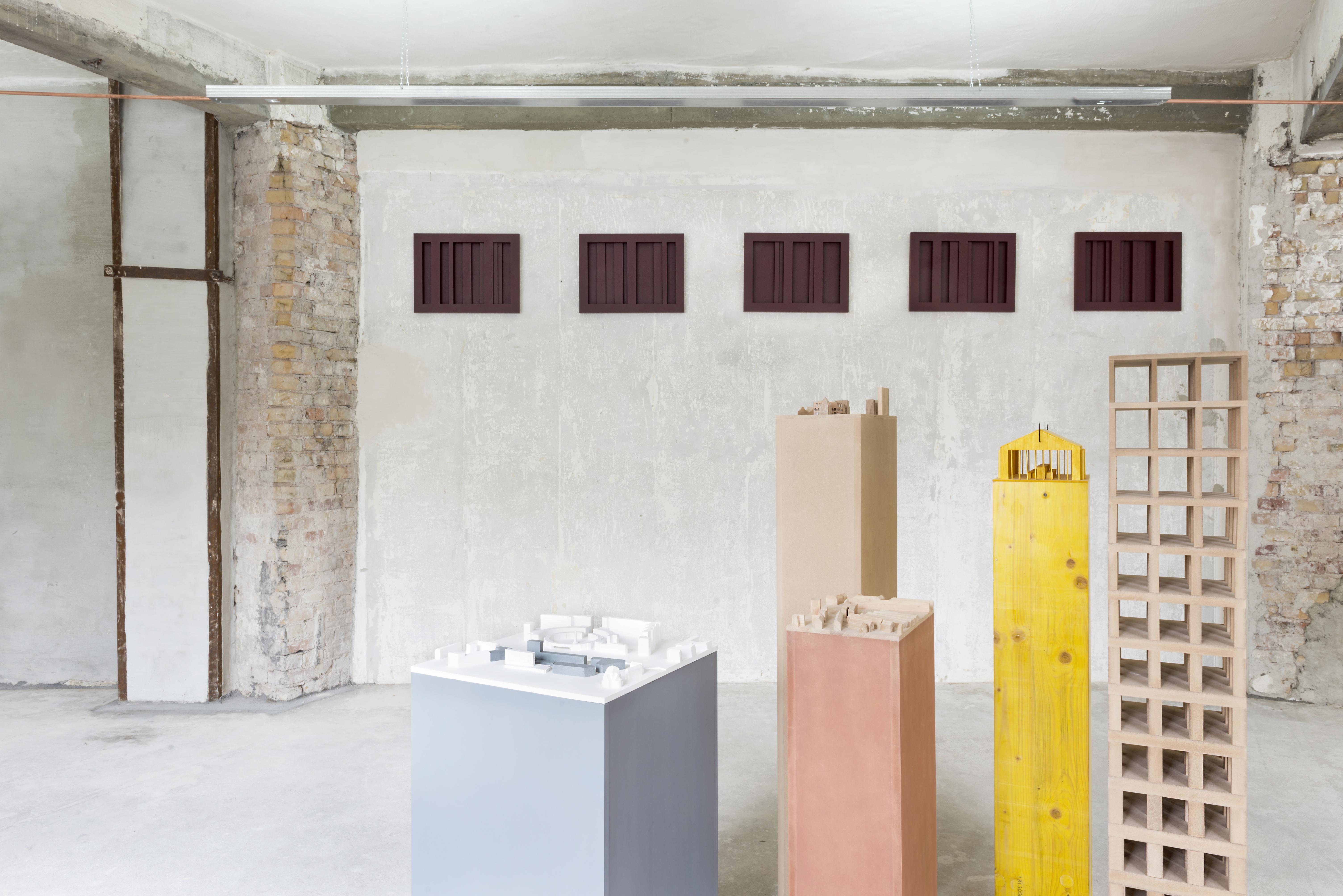 Susanne Priebs Wenn wir Kunst bauten Ausstellungsansicht4