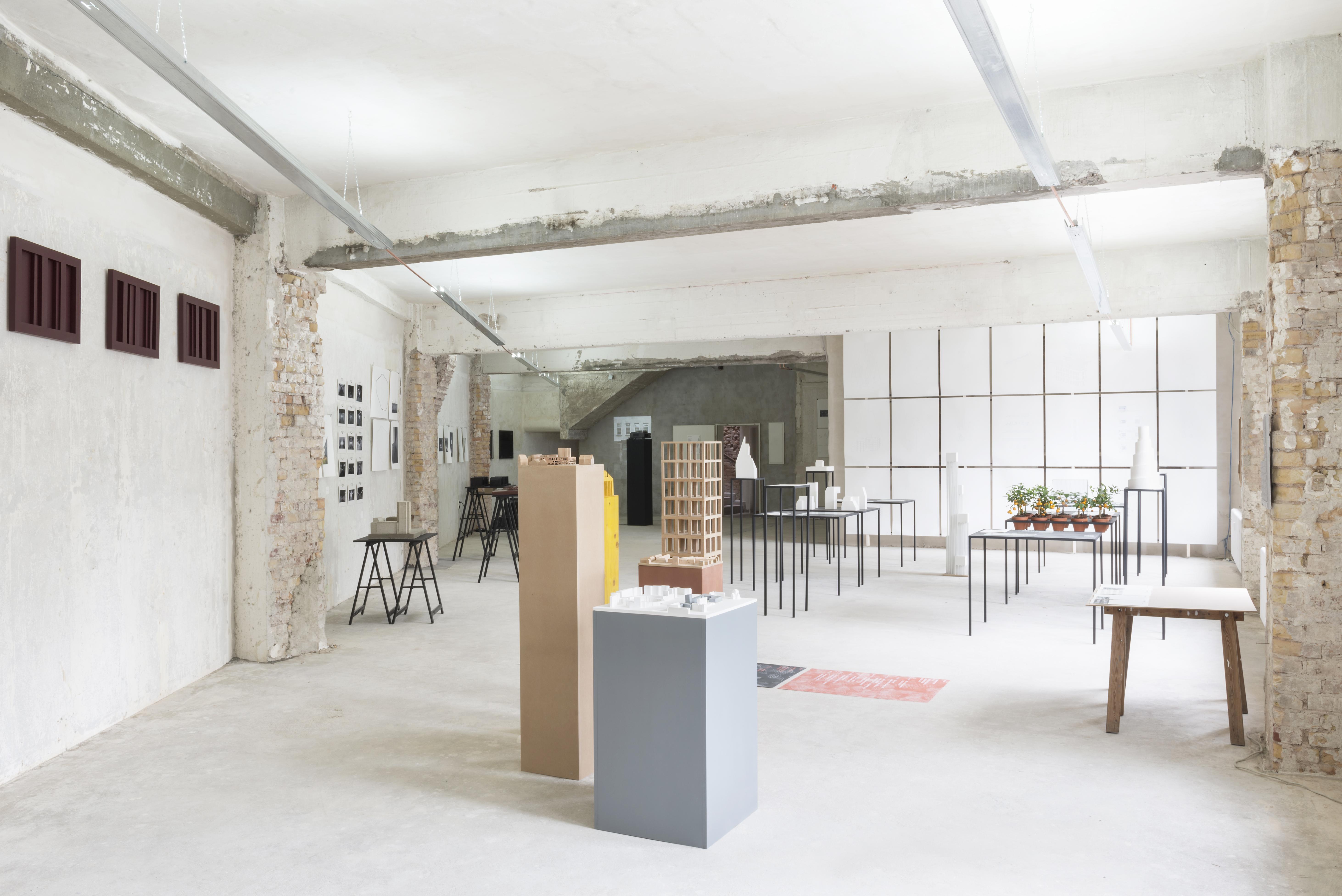 Susanne Priebs Wenn wir Kunst bauten Ausstellungsansicht6