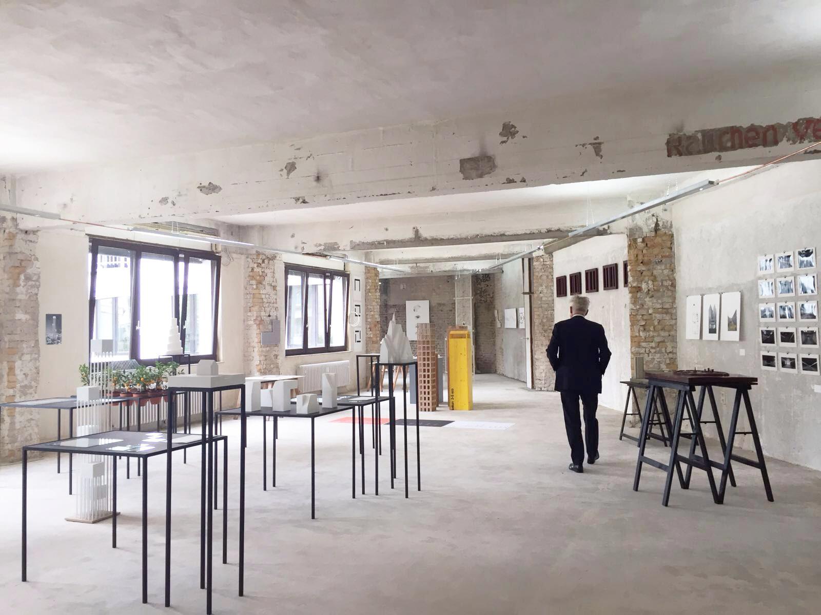 Susanne Priebs Wenn wir Kunst bauten Ausstellungsansicht1